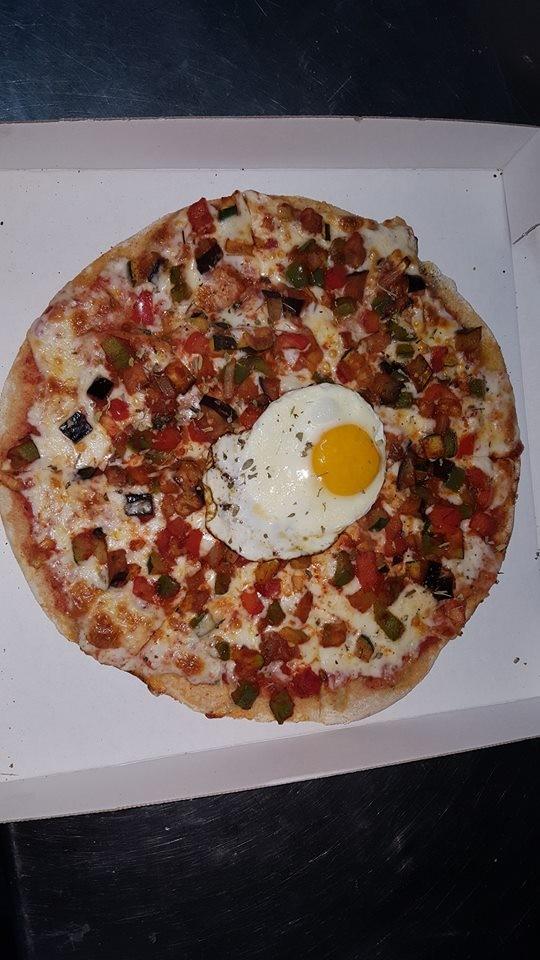 Vegetariana 4 quesos